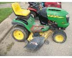 Lot: ANSC-30.COLLEGESTATION - John Deere L120 Mower