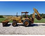 Lot: SCSC-03.COLLEGESTATION - Case 580E Construction King Backhoe
