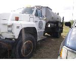 Lot: 6 - 1995 FORD WATER TRUCK - 02361