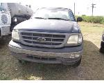 Lot: 7 - 2002 FORD F-150 4x4 PICKUP - 65542