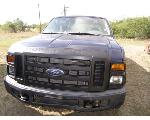 Lot: 8 - 2008 FORD F250 CREW PICKUP - 21914
