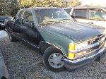 Lot: B904137  - 1996 CHEVROLET SILVERADO PICKUP - KEY