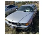 Lot: 7 - 1997 BMW 740 IL - Key