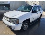 Lot: 14 - 2003 Chevy Trailblazer SUV - Key / Started & Drove