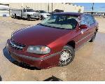 Lot: 16 - 2002 Chevy Impala - Key / Started & Drove