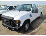 Lot: 44-EQUIP#101023 - 2010 FORD F-250 UTILITY TRUCK