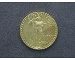 Lot: 7980 - 1986 $50 STANDING LIBERTY GOLD COIN