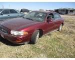 Lot: R 16-231401 - 2002 BUICK LESABRE LIMITED