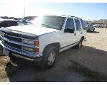 Lot: R 32-432681 - 1997 CHEVROLET TAHOE SUV