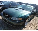 Lot: 02-684083C - 2000 FORD MUSTANG