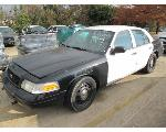 Lot: 19183 - 2011 FORD CROWN VICTORIA