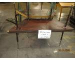 Lot: 403 - (8) TRAPEZOID TABLES