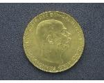 Lot: 8023 - 1915 AUSTRIAN-HUNGARIAN 100 CORONA GOLD COIN