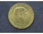 Lot: 8024 - 1915 AUSTRIAN-HUNGARIAN 100 CORONA GOLD COIN