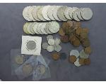 Lot: 8029 - IKE & SBA DOLLARS, KENNEDY HALVES & PENNIES