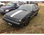 Lot: 86201 - 1984 TOYOTA CELICA - KEY / RUNS & DRIVES