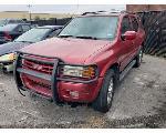 Lot: 346441 - 1998 Isuzu Rodeo SUV - Key