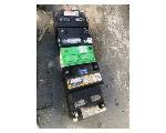 Lot: 578 - (5) Batteries