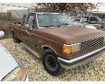 Lot: 3 - 1989 FORD F250 PICKUP / STARTED