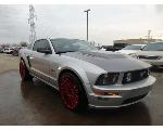 Lot: B9090833 - 2006 FORD MUSTANG GT DELUXE - KEY / STARTED & DROVE