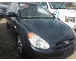Lot: 25-688541C - 2008 HYUNDAI ACCENT