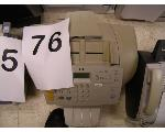 Lot: 76-80 - (2) PRINTERS & (3) FAXES