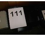 Lot: 111-115 - (3) PRINTERS & (2) PROJECTOR DISPLAYS
