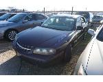 Lot: 07-162597 - 2002 Chevrolet  Impala