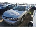 Lot: 19-165408 - 2005 Chevrolet Impala