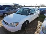 Lot: 24-168437 - 2003 Ford Taurus