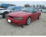 Lot: 1209-7 - 1997 FORD MUSTANG