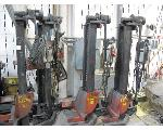 Lot: 28.DAL - (4) SOMERS MOBILE LIFTS