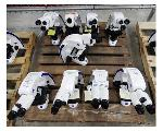 Lot: 02-23396 - (9) Microscopes - For Parts