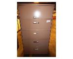 Lot: 02-23435 - Lateral File Cabinet