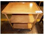 Lot: 02-23447 - 3-Tier Table