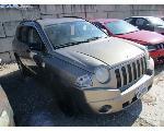 Lot: 04-124583 - 2007 JEEP COMPASS SUV - KEY / STARTED