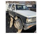 Lot: 4 - 1986 CHEVROLET BLAZER SUV