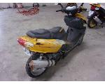 Lot: 1203 - YELLOW SCOOTER