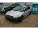 Lot: 1-2557 - 2002 Honda Civic