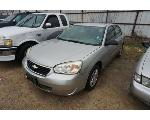 Lot: 5-2747 - 2007 Chevrolet Malibu - Key / Ran & Drove