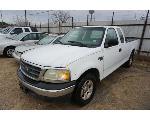 Lot: 7-2769 - 2002 Ford F-150 Pickup - Key / Ran & Drove