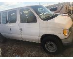 Lot: 35295 - 1997 Ford Club Wagon E350 Van