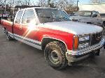 Lot: B905039 - 1990 GMC 1500 PICKUP - KEY / STARTED