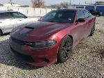 Lot: 126151 - 2018 Dodge Charger R/T Scat Pack - KEY<BR><span style=color:red>Updated 01/08/20</span>