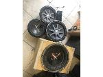 Lot: 595 - LOT OF SOUND SYSTEM EQUIPMENT