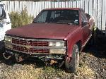 Lot: 607 - 1990 CHEVY 1500 PICKUP