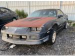 Lot: 608 - 1988 CHEVY CAMARO