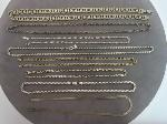 Lot: 1313 - SILVER CHAINS