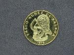 Lot: 8175 - 100 BALBOAS GOLD COIN