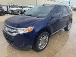 Lot: 2 - 2011 Ford Edge SUV - Key / Started & Drove